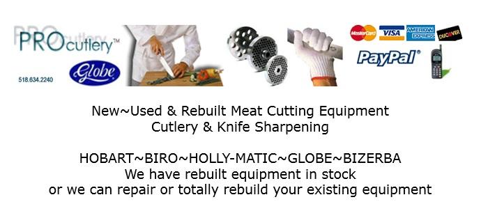 Meat Cutting Equipment